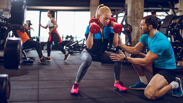 How to Choose the Right Personal Trainer for You